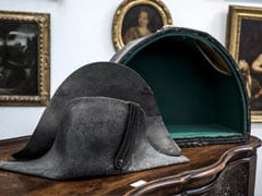 Is It Napoleon's? Battlefield Hat For Sale In France