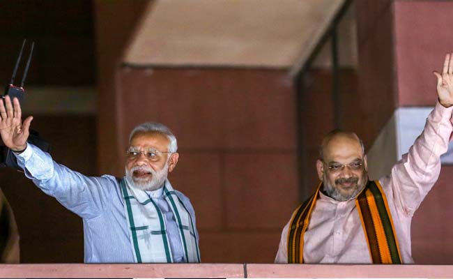 BJP Will Win All Polls From Now: Amit Shah