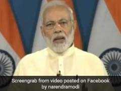 Prime Minister Narendra Modi Speech On Centre's Healthcare Scheme For All: Highlights
