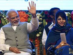 """Every Stone Picked By Misguided Youth Destabilises Kashmir,"" Says PM Modi"