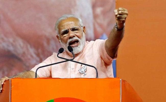 PM Modi Roasts Mamata Banerjee For 'Bloodbath' Warning Over Assam List