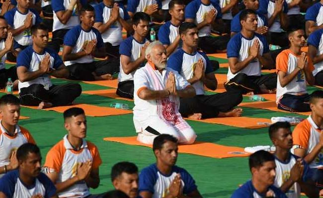 International Day Of Yoga: How Ranchi Is Preparing For June 21