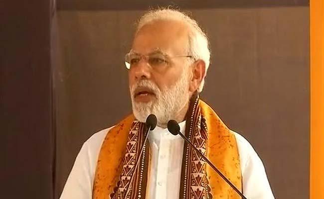 Prime Minister Narendra Modi's Speeches In Bengal's Santiniketan: Highlights