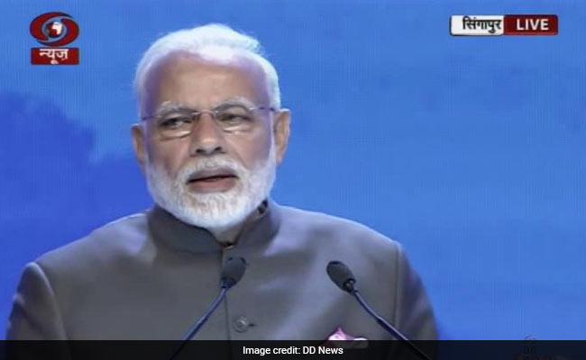 Narendra Modi In Singapore Highlights: PM Modi Hails 'Rising East' At Shangri-La Dialogue