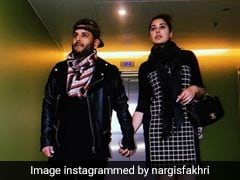 Nargis Fakhri Shares Another Hand-In-Hand Pic With Her 'Love'