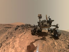 "NASA's Opportunity Rover ""Falls Asleep"" After Martian Dust Storm, Will ""Wait It Out"""