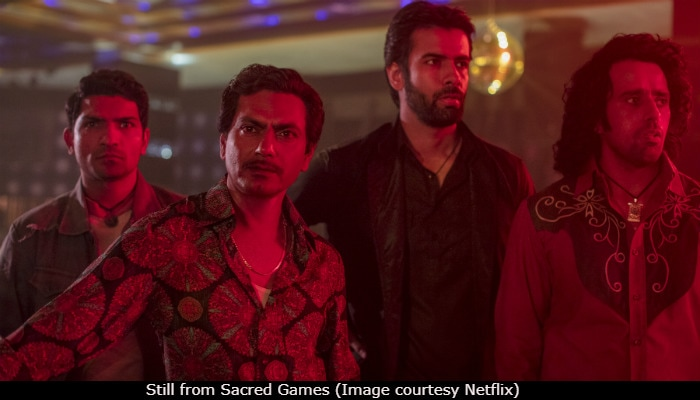 Netflix S Sacred Games Review First Impressions Toned Down Saif