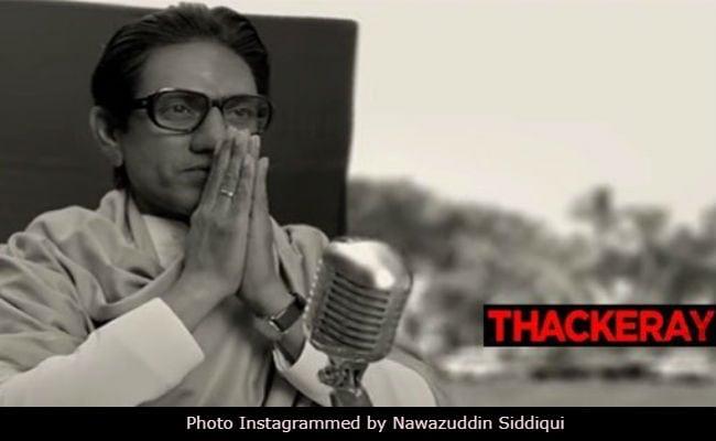 Nawazuddin Siddiqui On Playing Balasaheb Thackeray: 'It's A Lifetime Experience'