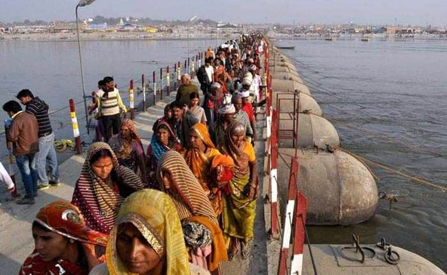 CISF To Undertake Comprehensive Security Audit Of UP Kumbh Mela