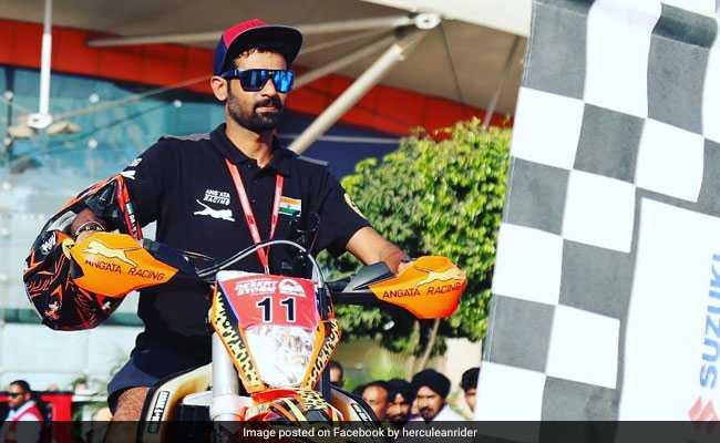 Lost In Desert, Motorcycle Racer From Kerala Dies Of Thirst In Rajasthan