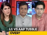 Video : India's Capital Politics: Who's The Boss?