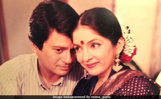 Neena Gupta Posts Pic From Saans. Internet Revisits Memories From 'Cherished Show'