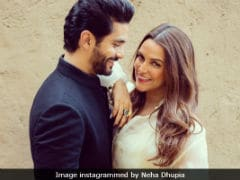 Neha Dhupia Says Angad Bedi Never Wanted To Date Her, 'It Was Either Friend Or Wife'