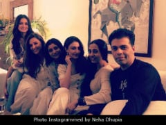Neha Dhupia And Angad Bedi Really Liked Dia Mirza's 'Wedding Present'. Details Here