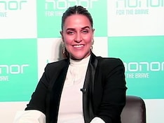Neha Dhupia on Cell Guru