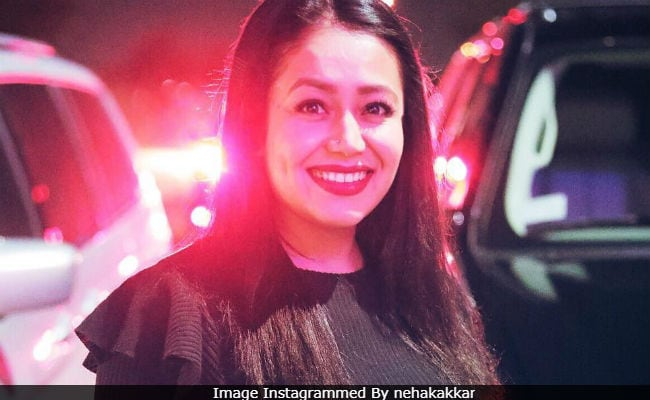 Singer Neha Kakkar Willing To Take Up Acting But Theres A Condition