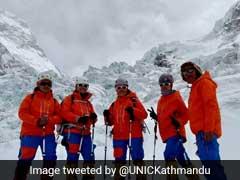 4 Nepali Woman Journalists Scale Mount Everest