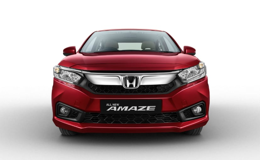 Second Generation Honda Amaze Sales Cross 85,000 Units In 11 Months