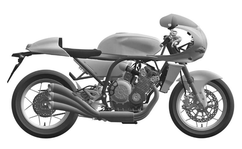 new honda cbx design