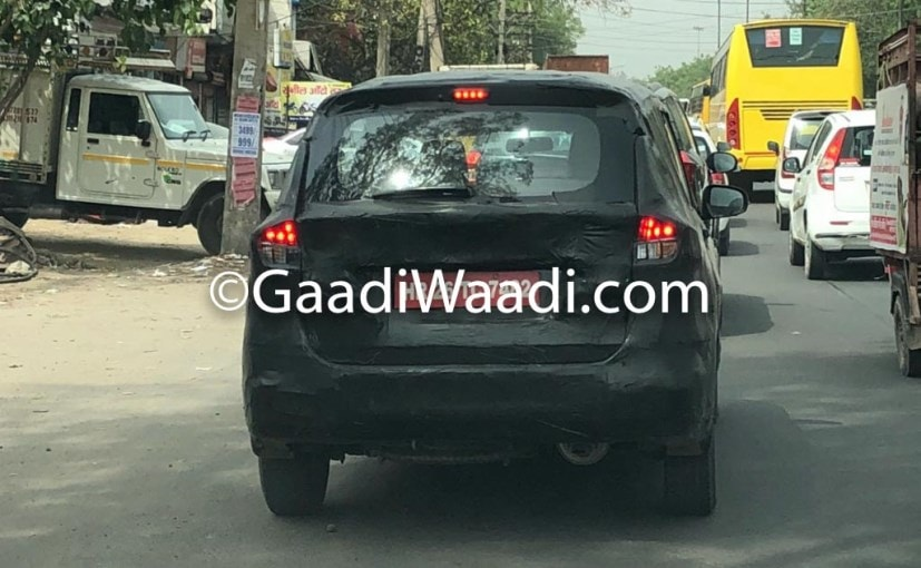 The next-gen Maruti Suzuki Ertiga is likely to be launched in India later this year