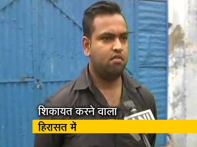 Videos : न्यूज टाइम इंडिया : प्रधान सचिव पर आरोप, 25 लाख मांगे