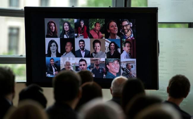 Gauri Lankesh, Sudip Dutta Bhaumik, Among Journalists, Honoured At Washington Event