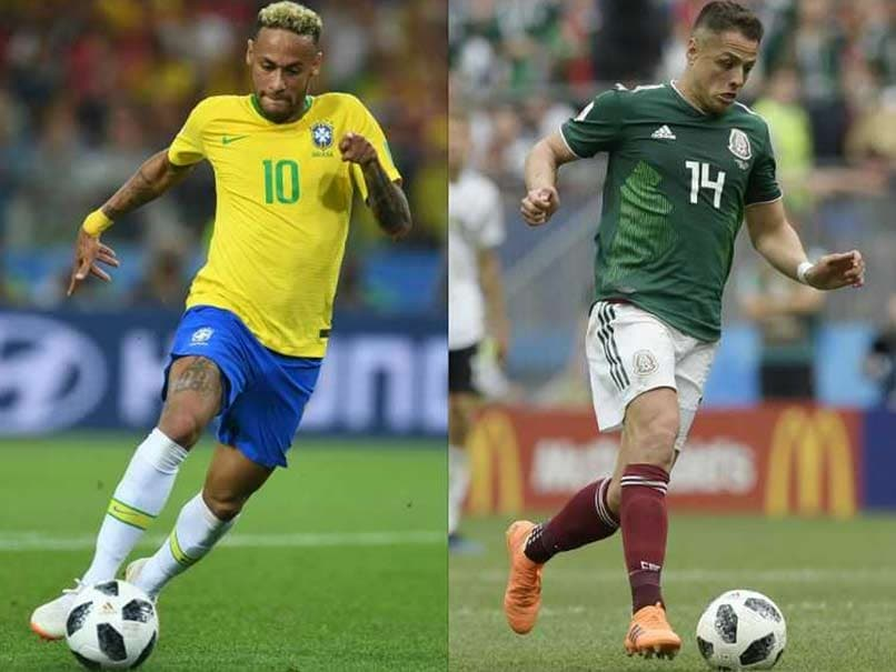 World Cup 2018 Brazil vs Mexico Round Of 16 When And Where To Watch Live Coverage On TV Live Streaming Online