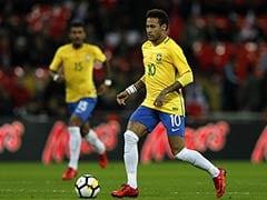 Neymar Headlines Brazil