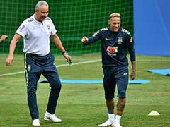 World Cup 2018: Neymar Fit For Brazil After World Cup Injury Fears