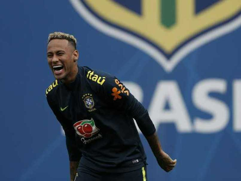 World Cup 2018: Neymar Back Training Ahead Of Costa Rica Game, Says Brazilian FA