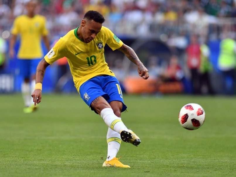 fifa world cup 2018 brazil vs mexico neymar unfazed by
