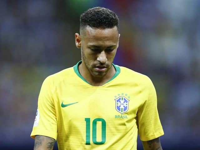 World Cup 2018: Neymar Calls Brazils Exit The Saddest Moment Of His Career