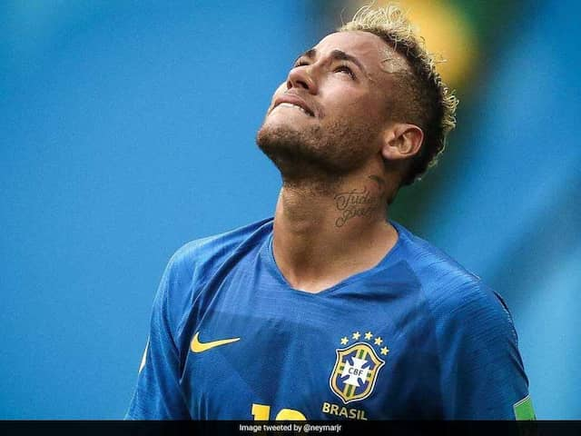 World Cup 2018: Neymar Hits Back At Critics After Brazil Win Over Costa Rica