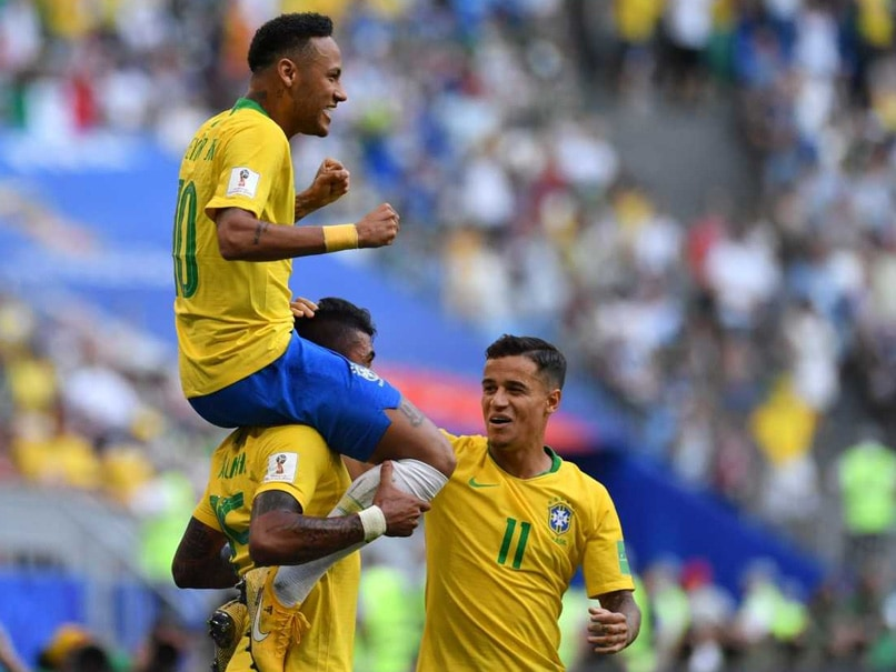 World Cup 2018: Neymar Shines As Brazil Beat Mexico To Reach World Cup Quarters