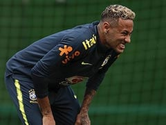 World Cup 2018: Neymar Limps Out Of Training, Setting Brazilian Alarm Bells Ringing