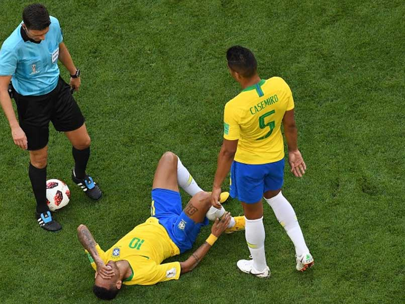 World Cup 2018: Ex-Brazil Star Ronaldo Defends Neymar Against Play-Acting