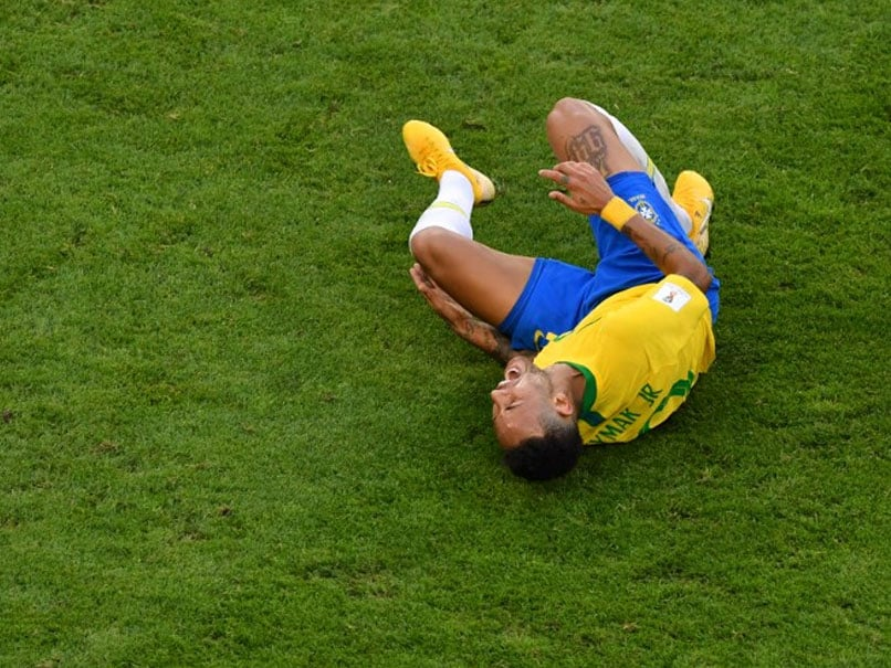 FIFA World Cup 2018: Fans Diving During The Neymar Challenge Is Breaking The Internet