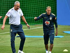 "FIFA World Cup: Brazil's Tite Defends Neymar After Fabio Capello Called PSG Star A ""Diver"""