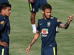 World Cup 2018, Brazil vs Switzerland: Neymar