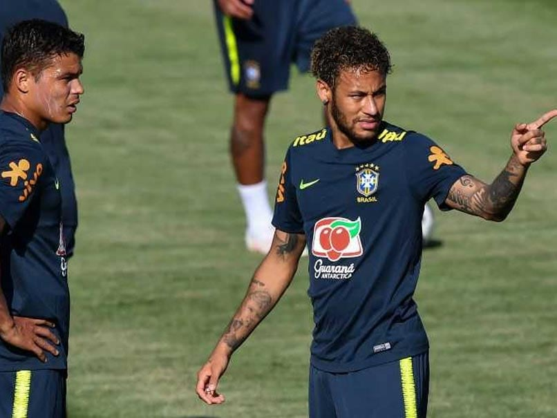 Neymar, Brazil sleepwalk through World Cup opener against Swiss