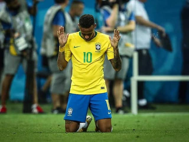 Neymar describes the defeat as most painful moment of his career