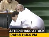 When Rahul Gandhi Took PM Modi, Parliament By Surprise