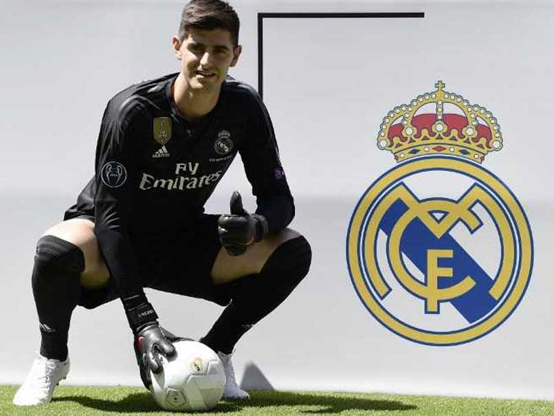 Thibaut Courtois Hails Real Madrid Move As A 'Dream Come True'
