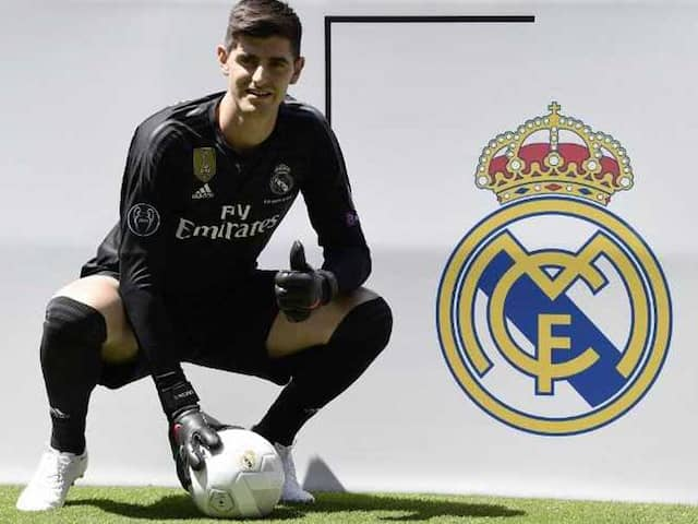 Thibaut Courtois Hails Real Madrid Move As A Dream Come True