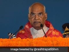 President Ram Nath Kovind To Inaugurate Peace Conference In Maharashtra
