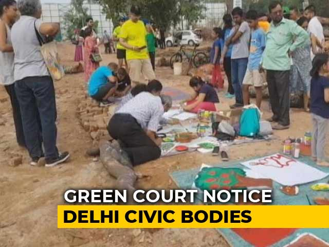 Video : No Cutting Of Trees For South Delhi Project Till July 19: Green Court