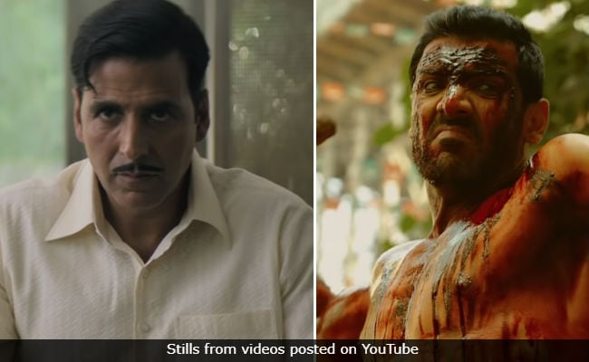 Today's Big Releases: Akshay Kumar's Gold And John Abraham's Satyameva Jayate