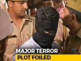 Video : Terrorist, Reportedly On Way To Delhi, Arrested With 8 Grenades In Jammu