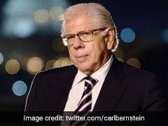 """Trump Calls Watergate Scandal Reporter Carl Bernstein """"A Degenerate Fool"""""""