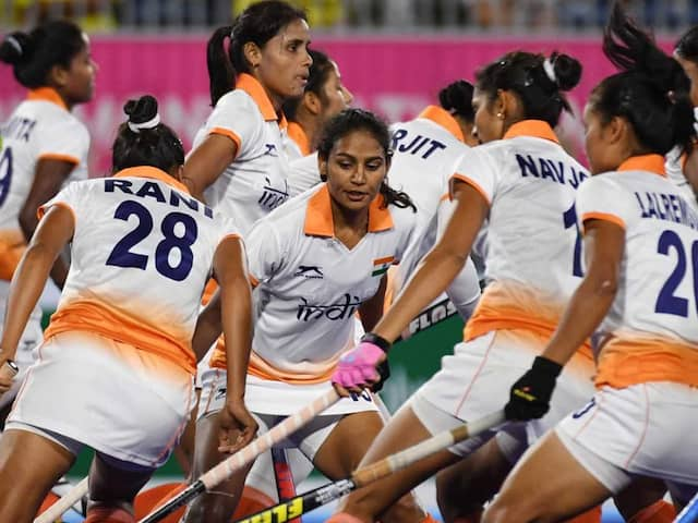 Asian Games 2018: India Womens Hockey Team Loses To Japan In Final, Take Home Silver